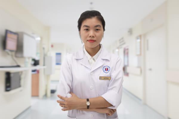 Bác sĩ Đinh Thị Hoa