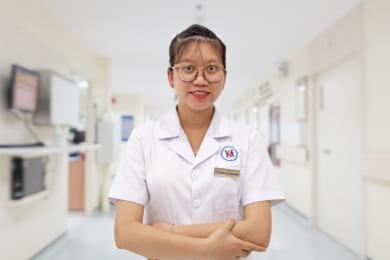 Bác sĩ Đoàn Thị Phương Thảo