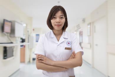 Bác sĩ Hoàng Thanh Hoa