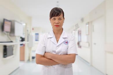Bác sĩ Nguyễn Thị Luyến