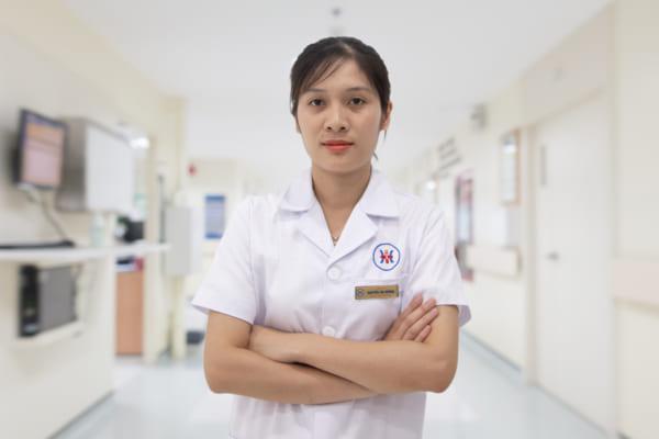 Bác sĩ Nguyễn Thị Hương