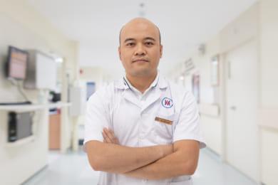 Bác sĩ Đỗ Công Danh