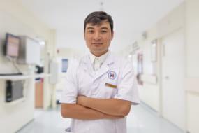 Bác sĩ Nguyễn Duy Sơn