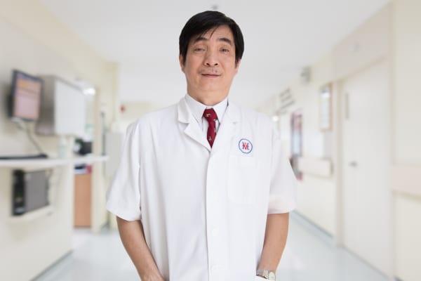 PGS.TS Hà Kim Trung