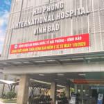 Bệnh viện đa khoa Quốc tế Hải Phòng – Vĩnh Bảo chính thức khám, chữa bệnh bảo hiểm y tế từ ngày 01/8/2020.