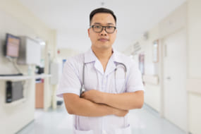 Bác sĩ Nguyễn Ngọc Nho