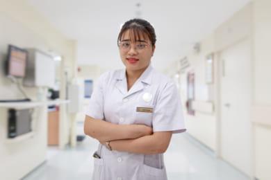 Bác sĩ Trần Thị Hạnh
