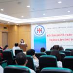 Lễ công bố và trao quyết định thành lập công đoàn cơ sở Bệnh viện đa khoa Quốc tế Hải Phòng – Vĩnh Bảo