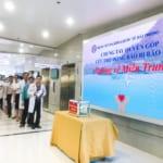 Hướng về miền Trung: Bệnh viện đa khoa Quốc tế Hải Phòng – Vĩnh Bảo chung tay quyên góp, cứu trợ đồng bào Miền Trung bị bão lũ