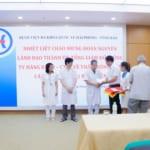 Chủ tịch Hội đồng quản trị, Tổng Giám đốc Tổng Công ty Hàng Kênh – CTCP thăm và động viên cán bộ nhân viên Bệnh viện đa khoa Quốc tế Hải Phòng – Vĩnh Bảo