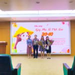 Gặp mặt kỷ niệm 90 năm ngày thành lập Hội Liên hiệp Phụ nữ Việt Nam 20/10