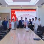 Lễ công bố quyết định thành lập Chi bộ Bệnh Viện Đa khoa Quốc tế Hải Phòng – Vĩnh Bảo