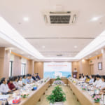 Hội nghị công bố quyết định thành lập và kiện toàn các ban chức năng thuộc Tổng công ty Hàng Kênh – CTCP
