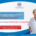 Cập nhật lịch Khám và Tư vấn của TS.BS Nguyễn Thế Duy – Chuyên gia hàng đầu về Nội thần kinh – Cơ xương khớp