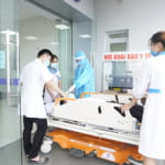 Tổ chức diễn tập tình huống Phòng, chống dịch Covid-19 tại Bệnh viện đa khoa Quốc tế Hải Phòng – Vĩnh Bảo
