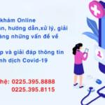 Bệnh viện đa khoa Quốc tế Hải Phòng – Vĩnh Bảo triển khai đặt hẹn khám Online và hỗ trợ tư vấn sức khỏe 24/24