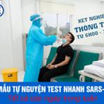 Test nhanh SARS-CoV2 Tại bệnh viện đa khoa Quốc tế hải Phòng – Vĩnh Bảo