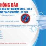 Bệnh viện đa khoa Quốc tế Hải Phòng – Vĩnh Bảo triển khai lấy mẫu xét nghiệm SARS-CoV-2 BẰNG PHƯƠNG PHÁP REALTIME – RT PCR